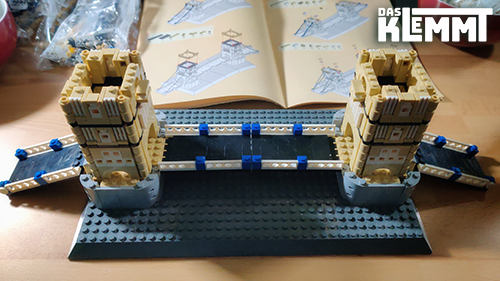 Wange - kein Lego®