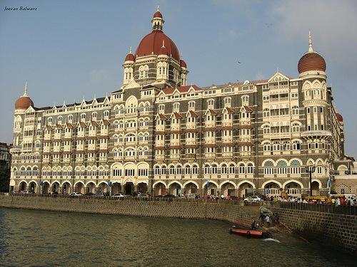 Dumb Tourist In India The Taj Mahal Hotel And The Terror