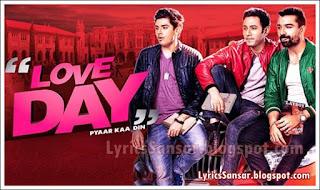 Fiza Ye Khiza Lyrics : Love Day | Mohit Chauhan