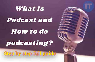 What-is-podcast