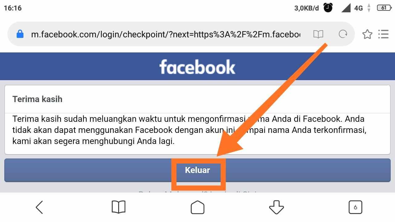 Nama FB Keren untuk laki-laki