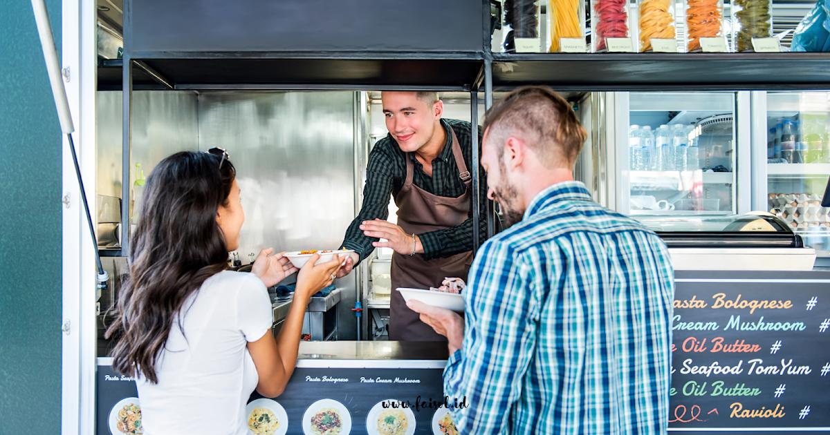 Dunia Faisol 10 Peluang Bisnis Kuliner Terlaris 2021
