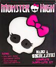 Monster High Make A Skullette! Book Item