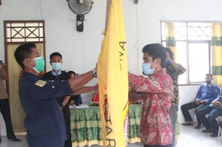 Camat Tellu Limpoe Melantik Pengurus,Amirududdin Resmi Pimpin Karang Taruna Kecamatan 5 Tahun