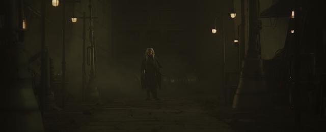 Ahsoka Tano Arrives To Fight On Corvus The Mandalorian Star Wars