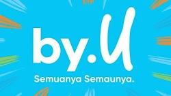 Pengalaman 3 Bulan Pakai By U Provider Digital Pertama di Indonesia