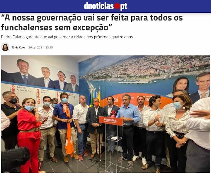E o PSD ganhou no Funchal, o que significa?