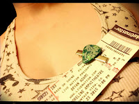 Clip your ticket!