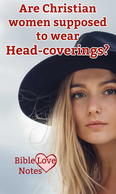 Were head-coverings (for women in church) a cultural rule or a permanent rule? This 1-minute devotion explains.