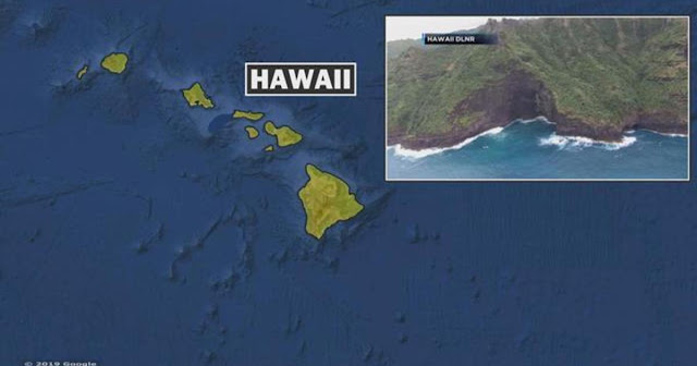 7People,Missing,Helicopter,Hawaii