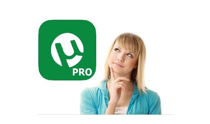 تحميل برنامج يو تورنت برو كامل بالتفعيل Utorrent Pro Full