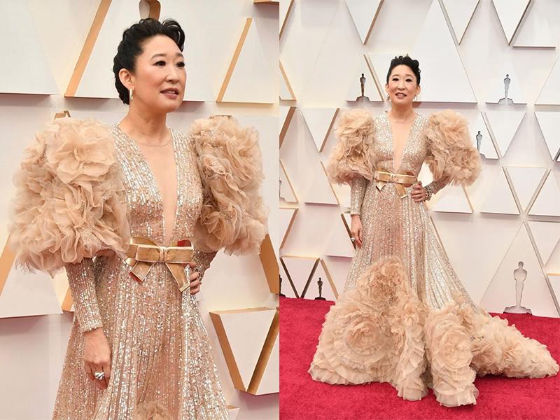 Sandra Oh The Oscars 2020