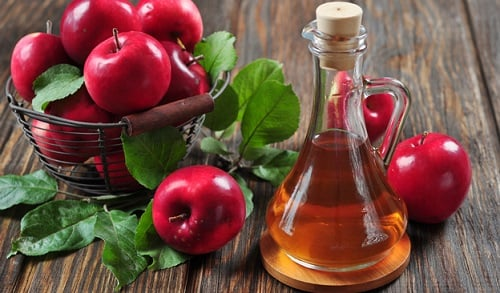 7 Apple cider vinegar benefits to the body you don't know