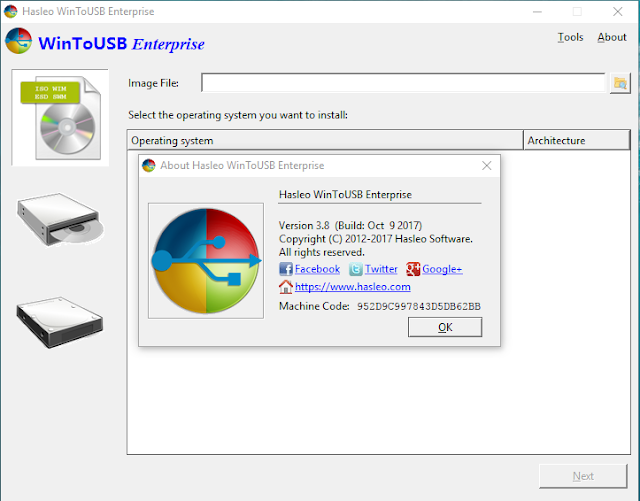 WinToUSB Enterprise 3.8 Keygen
