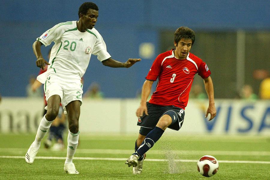 Chile y Nigeria en Copa del Mundo Sub-20 Canadá 2007, 15 de julio