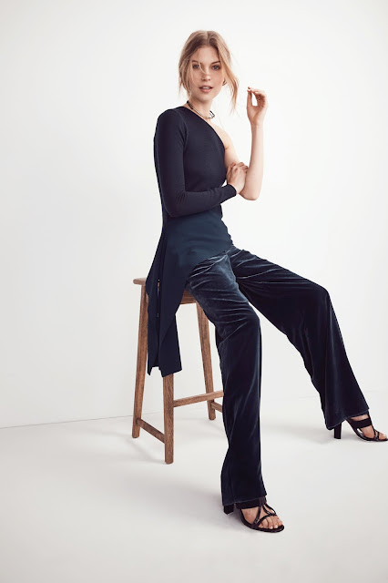 Blue Velvet Fashion and Style Trend