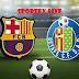 مباراة برشلونة وخيتافى فى الدورى الاسبانى