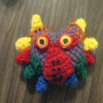 http://cutecrochet13.blogspot.com.es/2015/10/mini-majoras-mask.html