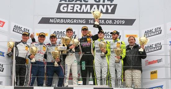 Erster Saisonsieg für Mercedes-AMG in der ADAC GT4 Germany am Sonntag
