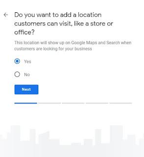 كيفية إضافة  موقع محلك على خرائط جوجل