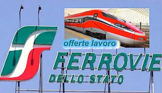www.adessolavoro.com - Offerte lavoro Gruppo FS Ferrovie dello Stato