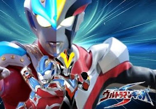 Ultraman Ginga S – Episódio 01