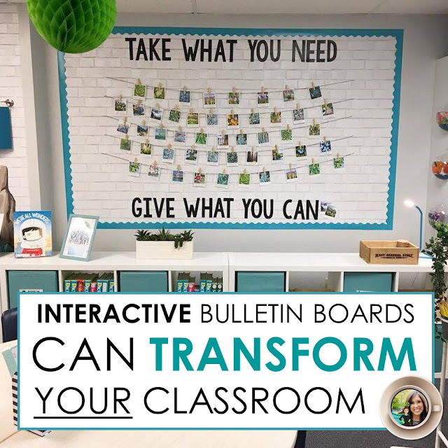 Collaborative Classroom Ela ~ Using interactive bulletin boards to transform your