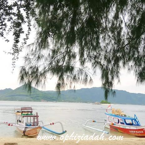 Island Hopping at West Lombok: Gili Nanggu, Gili Sudak, & Gili Kedis.