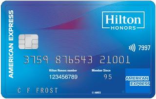 American Express Hilton Honors Card No Annual Fee Review [130,000 Hilton Honors Bonus Points & No Annual Fee]