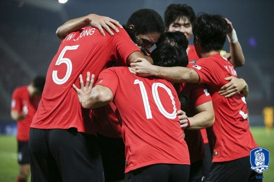 Korea make Final and the Olympics