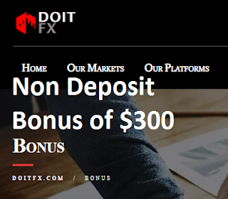 DoITFX Up To $300 Forex No Deposit Bonus