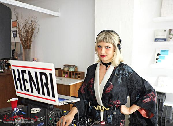 DJ! Street Fashion Sydney, New York Edition photographed by Kent Johnson.