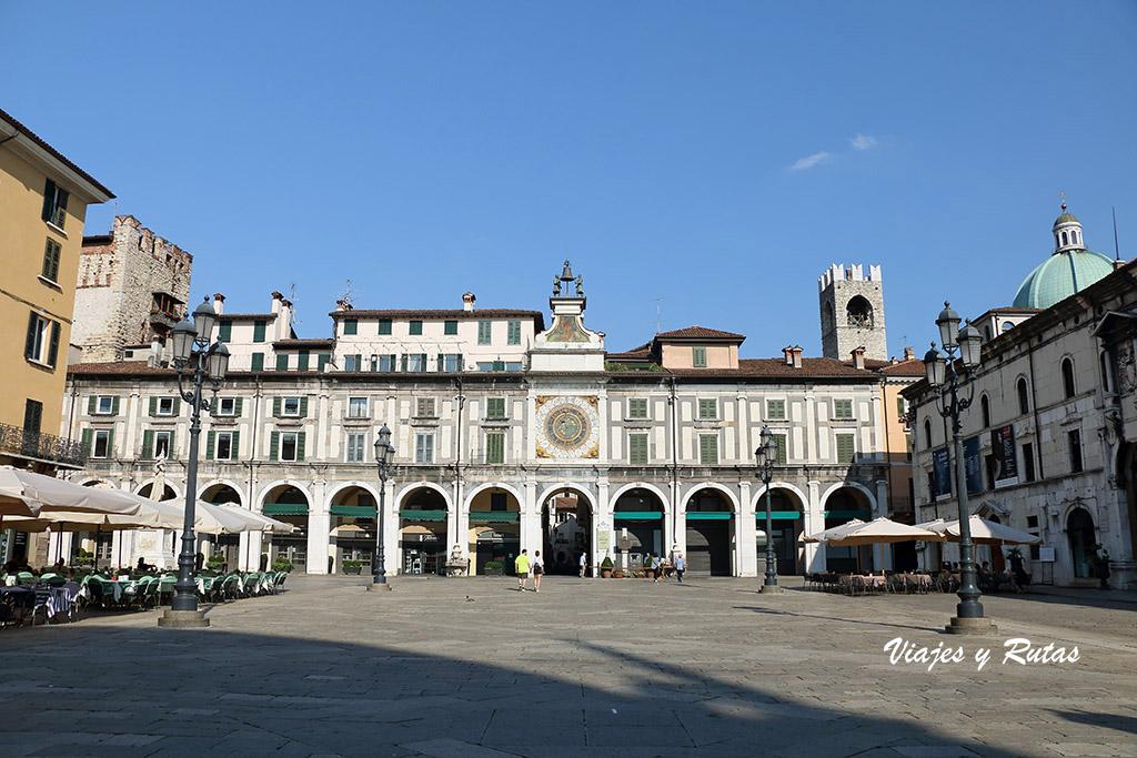 Piazza della Loggia de Brescia