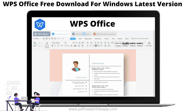 WPS Office Free Download For Windows Latest Version