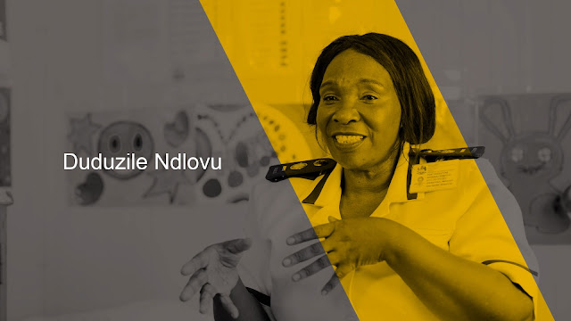 #SponsorsOfBrave 4th Nominee Registered Nurse Dudu Ndlovu #AdcockIngramOTC