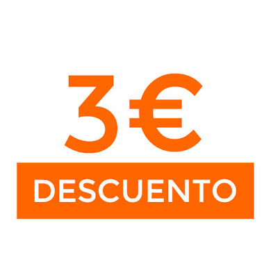 3€ dto en April Gift de Aliexpress