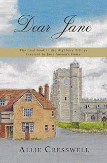 Book cover: Dear Jane by Allie Cresswell