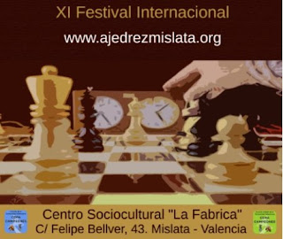 PRESENCIAL, 16-22 agosto, Open Villa de Mislata (plazas limitadas)