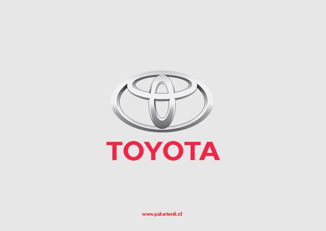 Download Logo Mobil Toyota Format CDR AI dan PNG