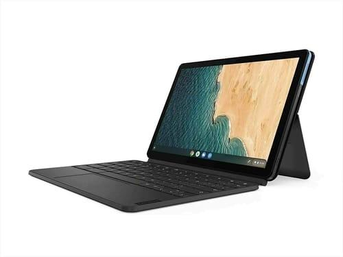 Lenovo CT-X636F 2-in-1 Chromebook Duet Laptop