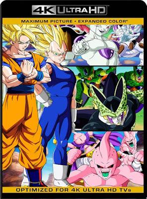Dragon Ball Z Temporadas 1-2-3-4-5-6-7-8-9 (1996) 4K 2160p UHD [HDR] Latino [GoogleDrive]