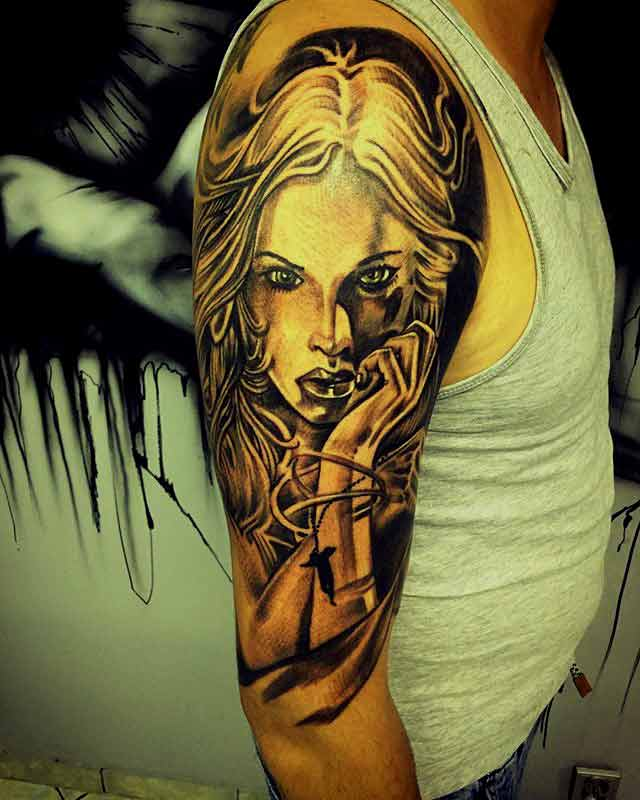 45f9bd99b 50 Best Virgo Tattoos Designs And Ideas With Meanings
