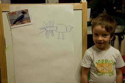 Рисуем с детьми.