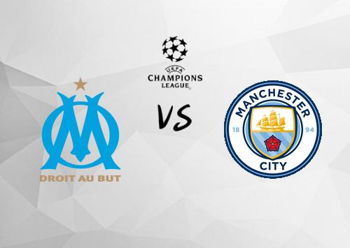 Olympique Marseille vs Manchester City  Resumen y Partido Completo