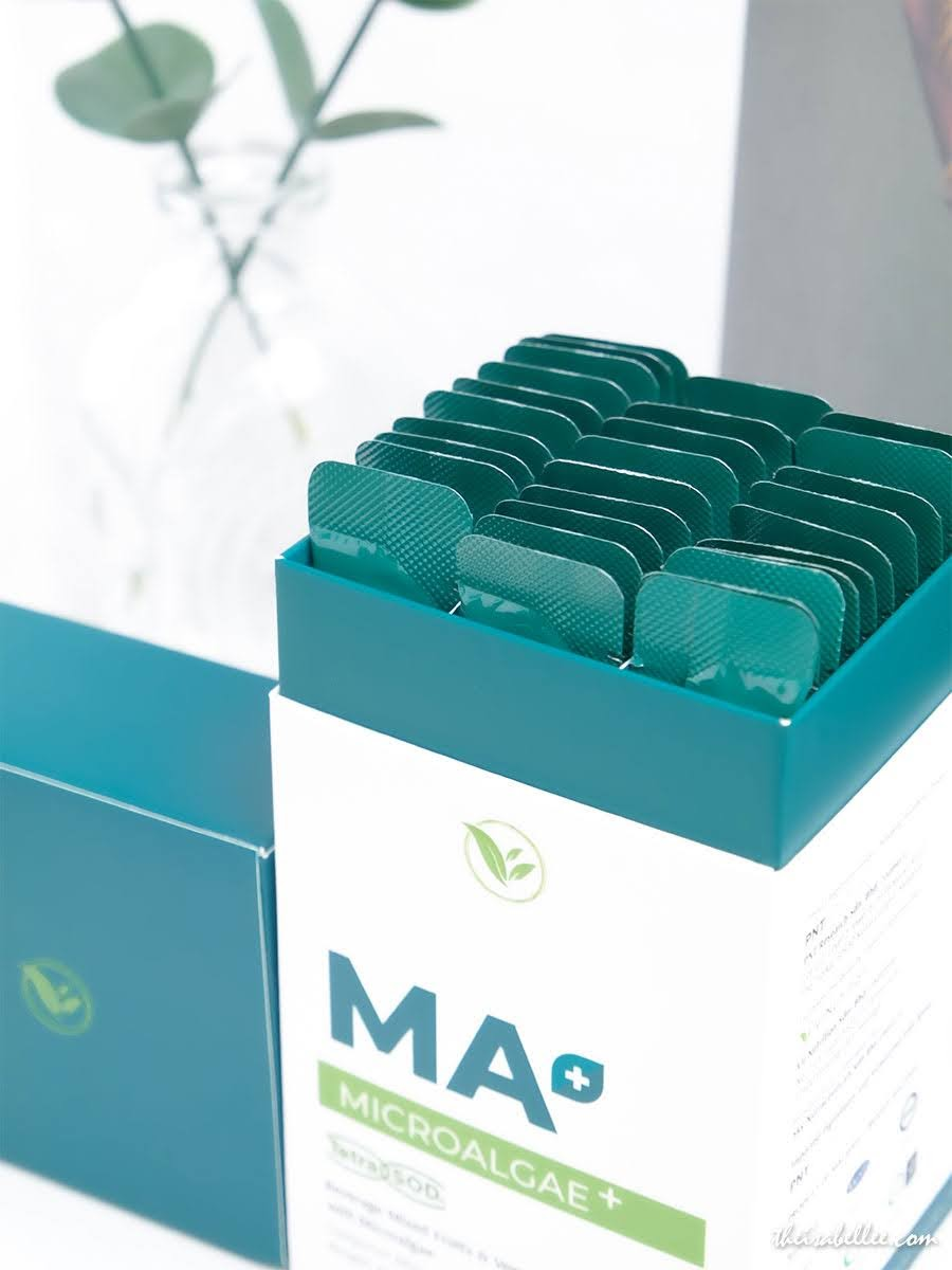 Vii Nutrition Microalgae+ (MA+) Sachet review