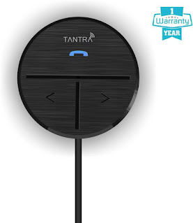 TANTRA v5.0 Car Bluetooth Device with MP3 Player,