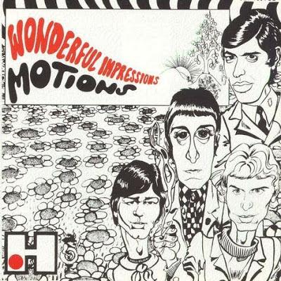 The Motions (Wonderful Impressions) 1965-67