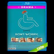 No te preocupes, no irá lejos (2018) BRRip 720p Audio Dual Latino-Ingles