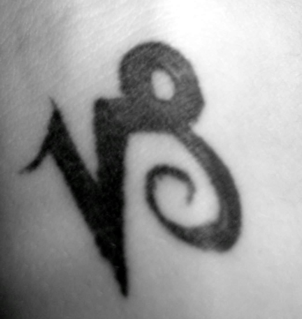 By Tato Capricorn Symbol Tattoo Zodiac Sign Tattoos