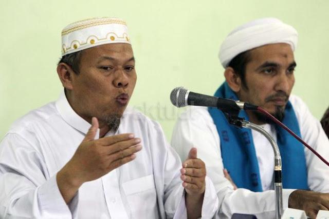 Nggak Disangka! Himbau Umat Tolak PK, Al-Khaththath Alias Gatot Saptono Ungkap Ternyata Karena Takut Ahok Jadi Cawapres yang Menurutnya Bisa Meresahkan